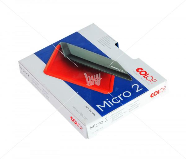 Կնիքի բարձիկ «Colop Micro 2» Նոյյան Տապան