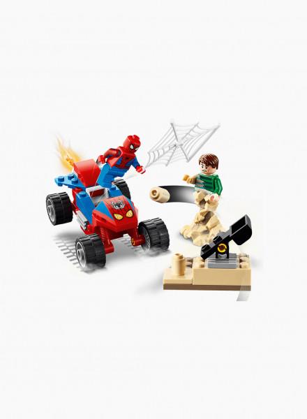 Կառուցողական խաղ Marvel «Spider-Man-ը ընդդեմ Sandman-ի»