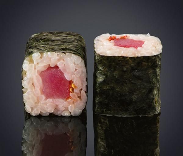 Սփայսի Թունա մակի AKO Sushi