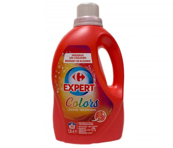 Քարֆուր Լվացքի հեղուկ Գունավոր հագուստի համար 1.5լ