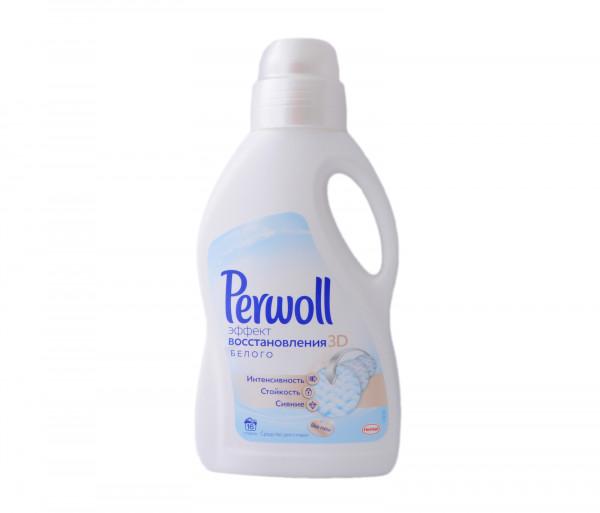 Պերվոլ Լվացքի հեղուկ Սպիտակ հագուստի համար 1լ