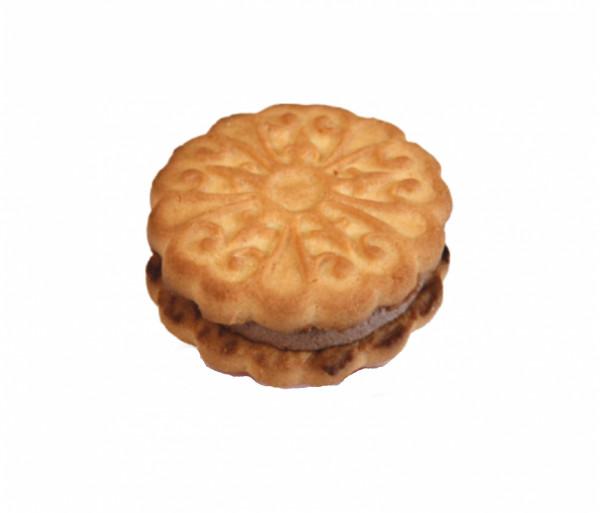 Թխվածքաբլիթ «Սենդվիչ» (շոկոլադե միջուկով)