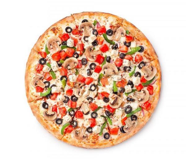 Պիցցա Բանջարեղենային Հունական 30սմ Պապա Պիցցա