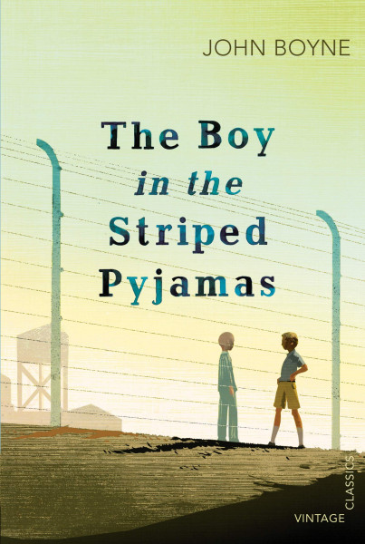 "John Boyne ""Boy In The Striped Pyjamas"" Bookinist"