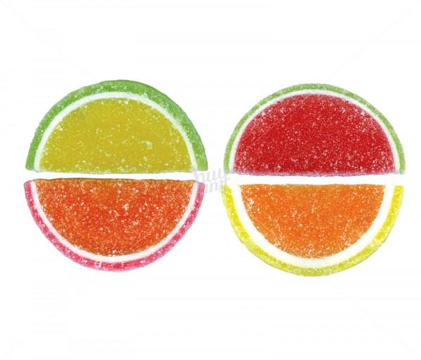 Մրգանուշ «Մրգային կիսալուսիններ» Grand Candy
