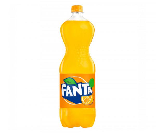 Զովացուցիչ ըմպելիք «Fanta» 1լ