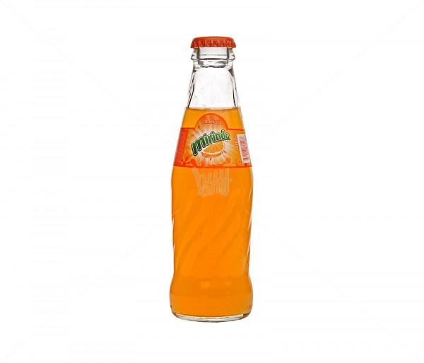 Զովացուցիչ ըմպելիք «Mirinda» (նարինջ) 0.25լ