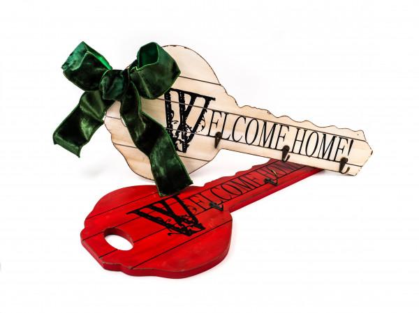 Բանալի «Welcome»