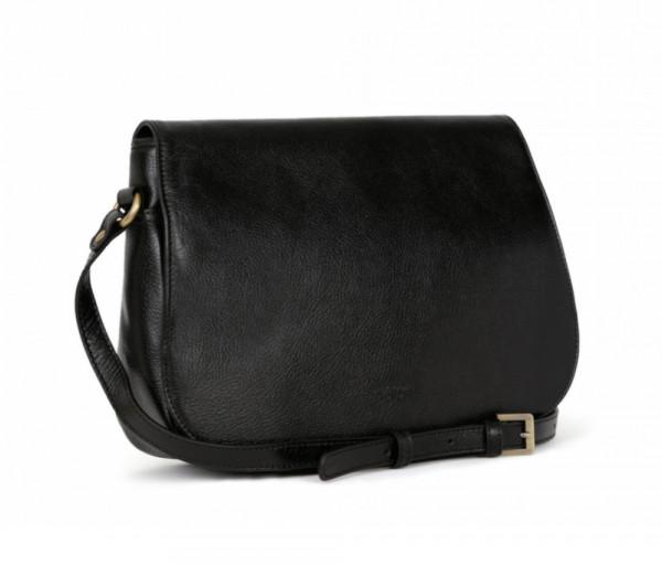 Women's leather bag Shoulder Hexagona