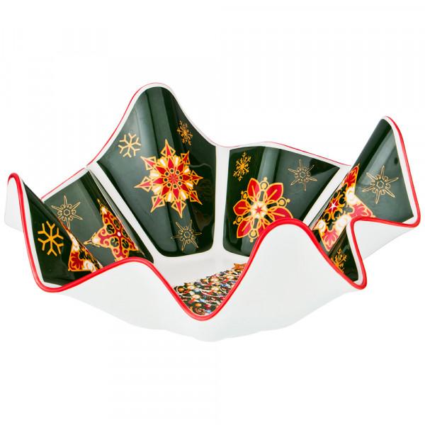 Աղցանաման Christmas Collection, 26x26xh11 սմ