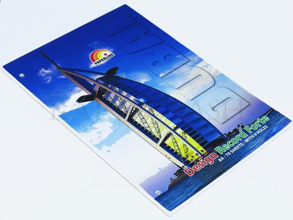 Նոթատետր Paperline PD063073 A4
