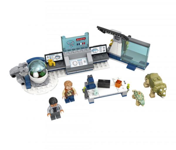 Կառուցողական խաղ Jurassic World «Դոկտոր Վուի լաբորատորիան»