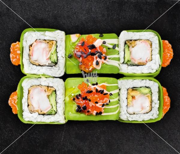 Կուրո Էբի AKO Sushi