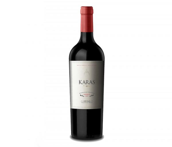 Wine Karas Reserve (red, dry) 0.75 l