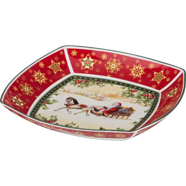 Աղցանաման Christmas Collection, 33x33xh5 սմ
