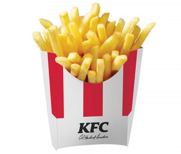 Կարտոֆիլ ֆրի Միջին KFC
