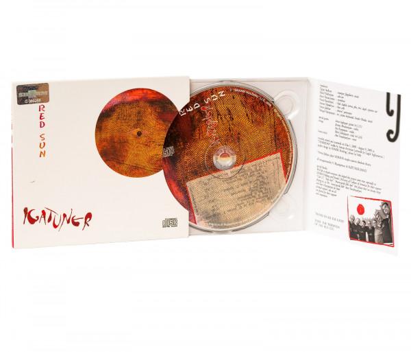 Ձայնասկավառակ «Red Sun» KATUNER Sharm Holding