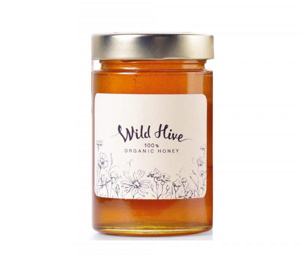 Wild Hive Organic Honey 270g