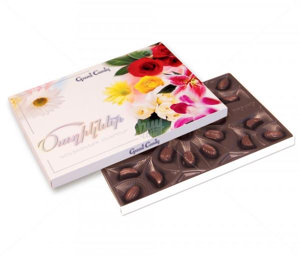 Կոնֆետների ընտրանի «Ծաղիկներ» Grand Candy