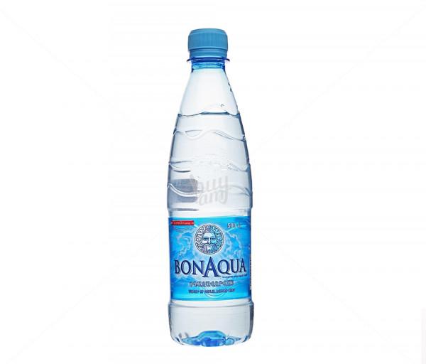 Աղբյուրի ջուր «BonAqua» 0.5լ