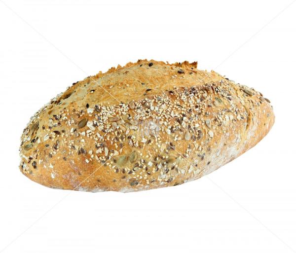 Քունջութով սպիտակ հաց «Le pain aux cereals» Baguette & Co