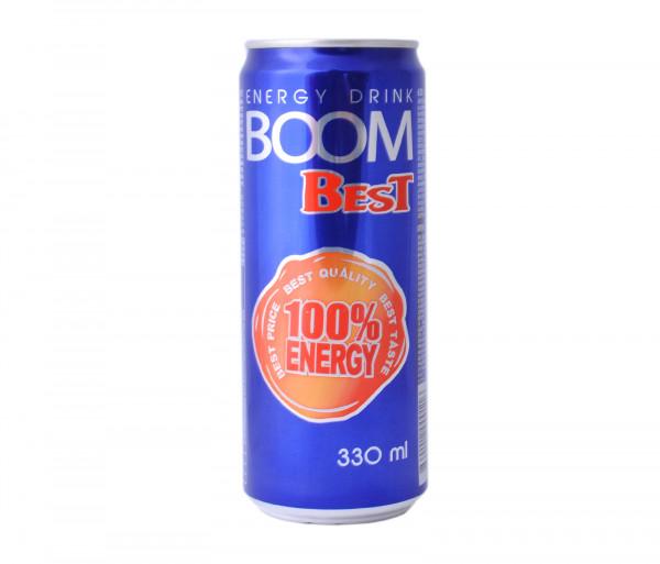 Բում Բեսթ Էներգետիկ ըմպելիք 330մլ