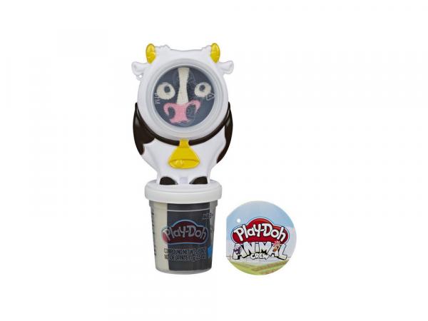 Hasbro Պլաստիլին PLAY-DOH Հավաքածու «Ֆերմայի կենդանիներ․ կով»
