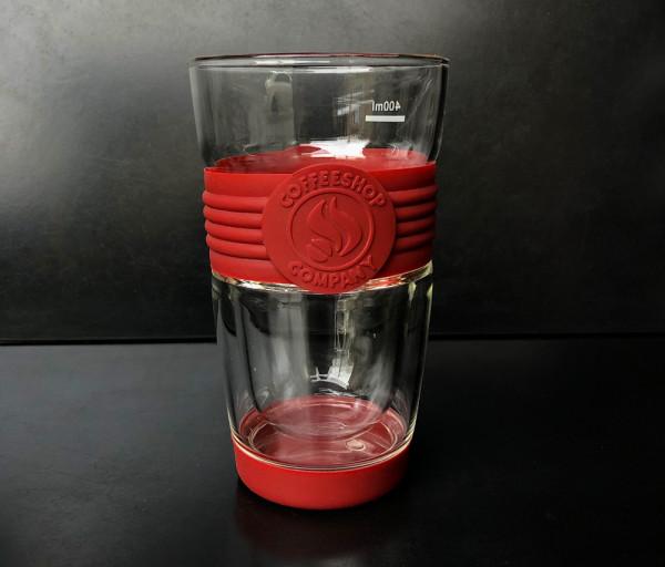 Բաժակ Shake Glass 400մլ COFFEESHOP COMPANY