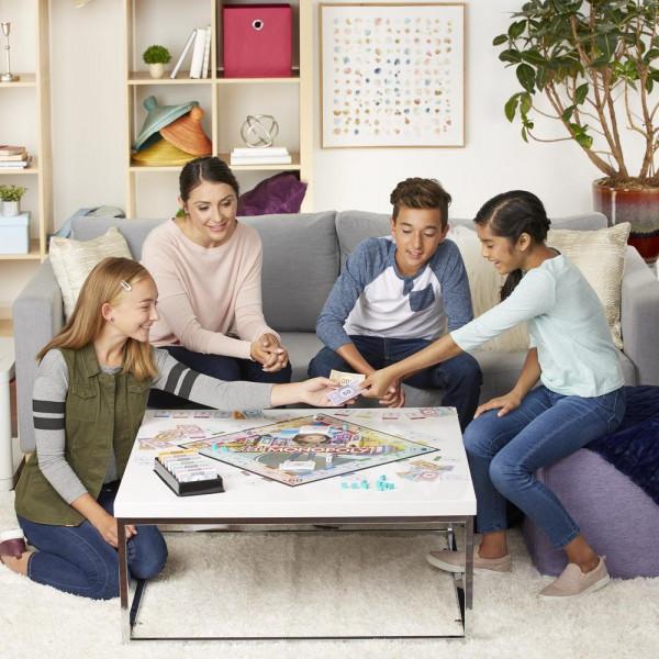Hasbro Սեղանի Խաղ «Միսս Մոնոպոլիա»
