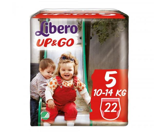Լիբերո Վարտիք Մաքսի+ 10-14կգ x22