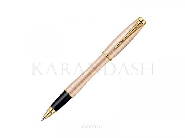 Գրիչ ռոլլեր Parker Urban Premium Golden Pearl S1906856