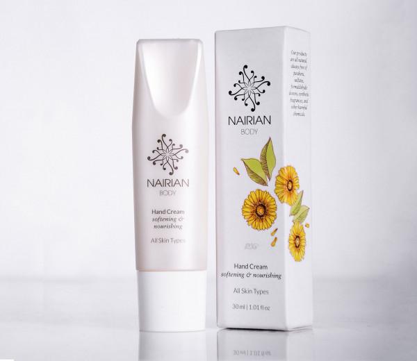 Ձեռքի քսուք մաշկի բոլոր տեսակների համար 30մլ Nairian