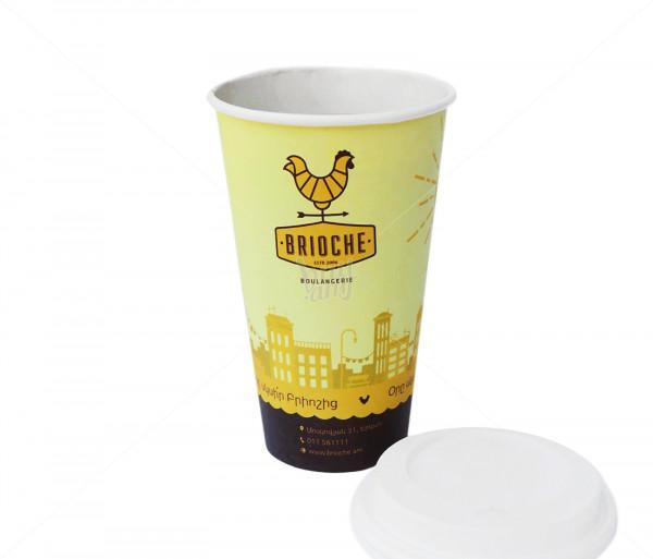 Սուրճ «Մակիատո» Brioche