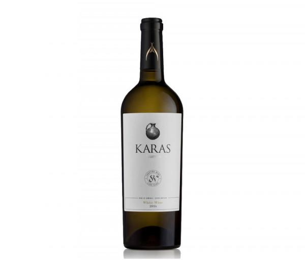 Սպիտակ գինի Կարաս 0.75լ
