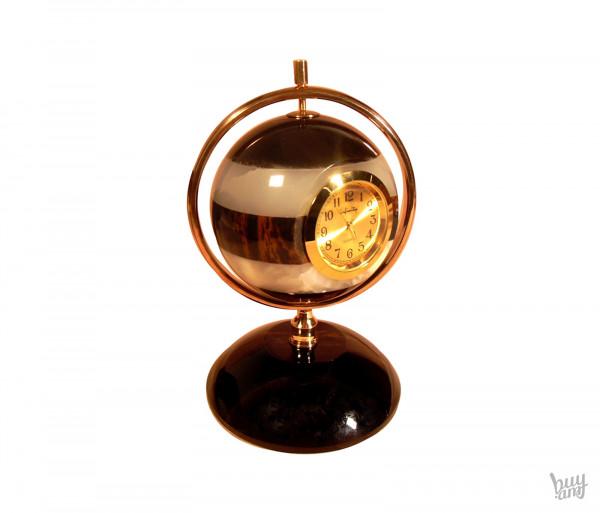 Սեղանի ժամացույց օբսիդիան «Հարմոնիա»