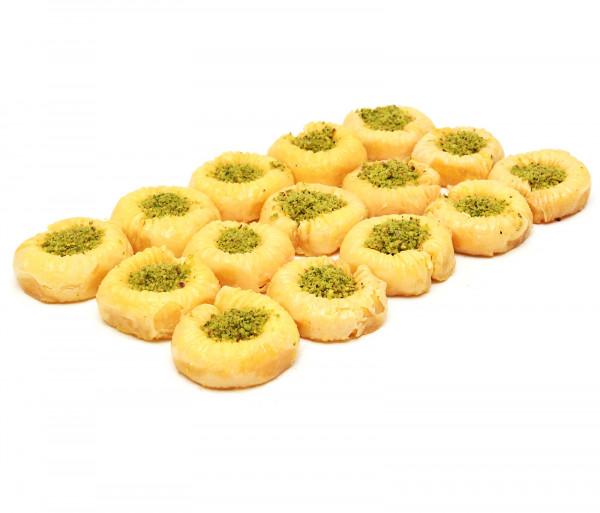 Պիստակով թխվածք