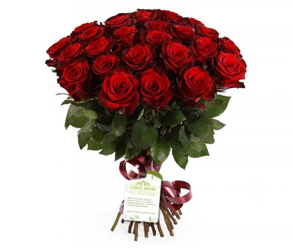 Ծաղկեփունջ «Գրավիչ և կատարյալ» Flowers Armenia