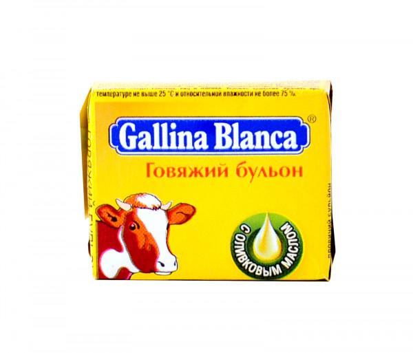 Գալինա Բլանկա Արգանակ տավարի մսով 10գ