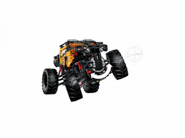 Lego Techni Կառուցողական Խաղ ''4X4 Էքստրեմալ Ամենագնաց Մեքենա''