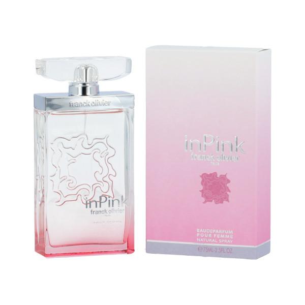 Կանացի օծանելիք Franck Olivier In Pink Eau De Parfum 75 մլ