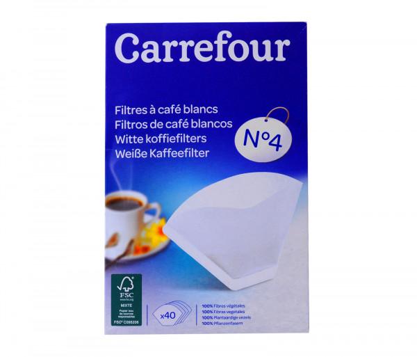 Քարֆուր Սուրճի Սպիտակ Ֆիլտր N4 X40
