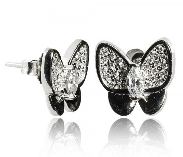 Արծաթյա ականջօղեր SE454