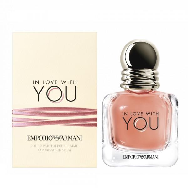 Կանացի օծանելիք Emporio Armani In Love With You Eau De Parfum 50 մլ