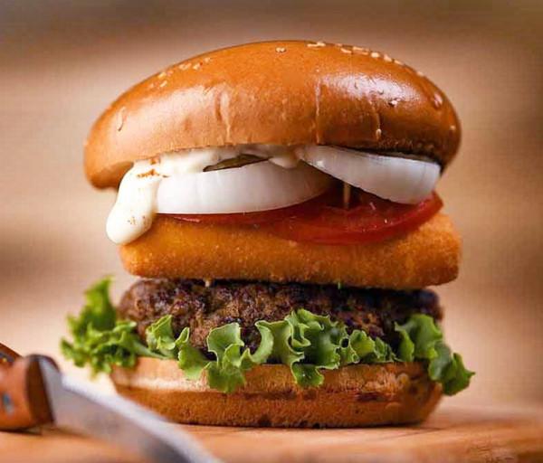 Մոցարելլա Սփիլ բուրգեր EVN Diner
