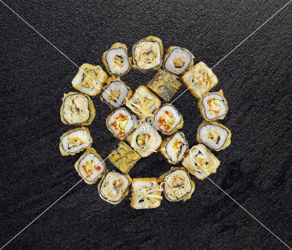 Յունակա Տեմպուրա սեթ AKO Sushi