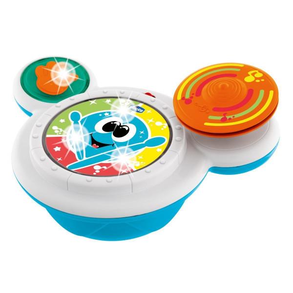 Խաղալիք երաժշտական թմբուկ, 9+ ամսական 410628CH