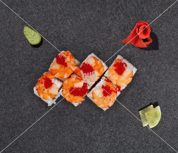 Էբի Տեմպուրա AKO Sushi