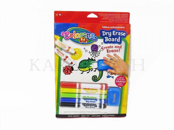 Գրատախտակ ստեղծագործելու համար Colorino Kids 65795PTR