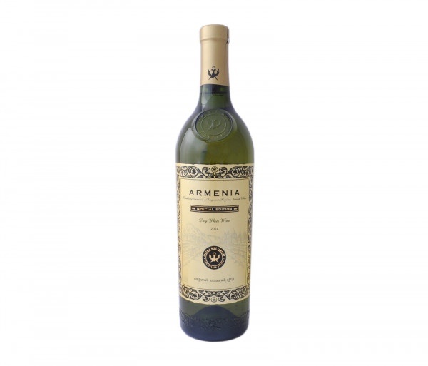 Արմենիա Վայն Սփեշլ Էդիշն Սպիտակ գինի 0.75լ