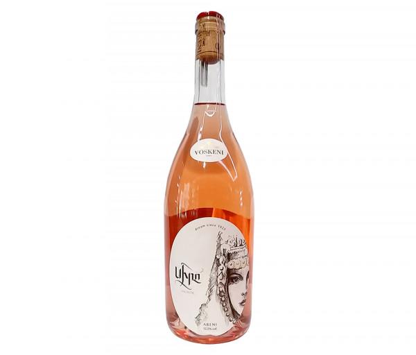 Գինի «Voskeni» վարդագույն, անապակ 0.75լ